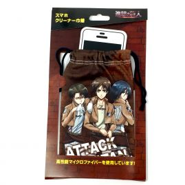 Funda para movil Attack on Titan