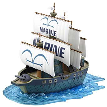 Batalla naval [Preparación de trama] Maqueta-de-Barco-Marine-One-Piece